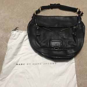 Marc Jacobs Hobo leather
